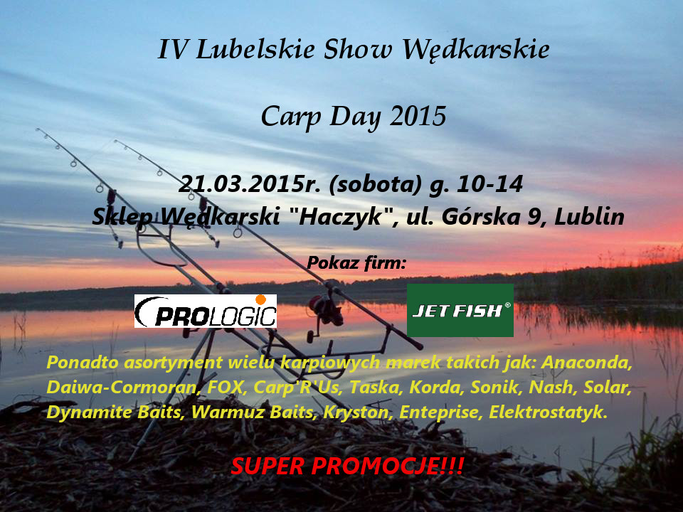 lubelskie carp show 2015